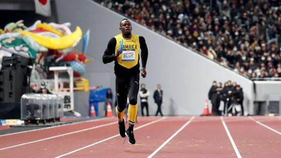 Olympic Tokyo 2020: Dù bị đau, Usain Bolt vẫn tham gia khai trương đường chạy SVĐ Quốc gia mới ảnh 6