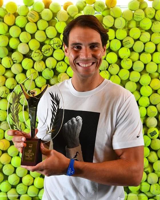 """Được L'Equipe vinh danh là """"Nhà vô địch của nhà vô địch"""", Nadal bỏ ngỏ cơ hội tham dự… Olympic 2024 ảnh 2"""