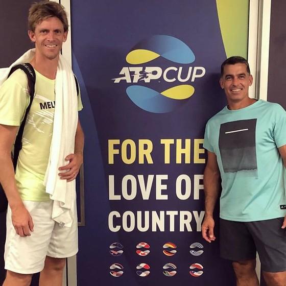 ATP Cup 2020: Nadal đã bay đến Perth để sớm chuẩn bị sẵn sàng ảnh 5