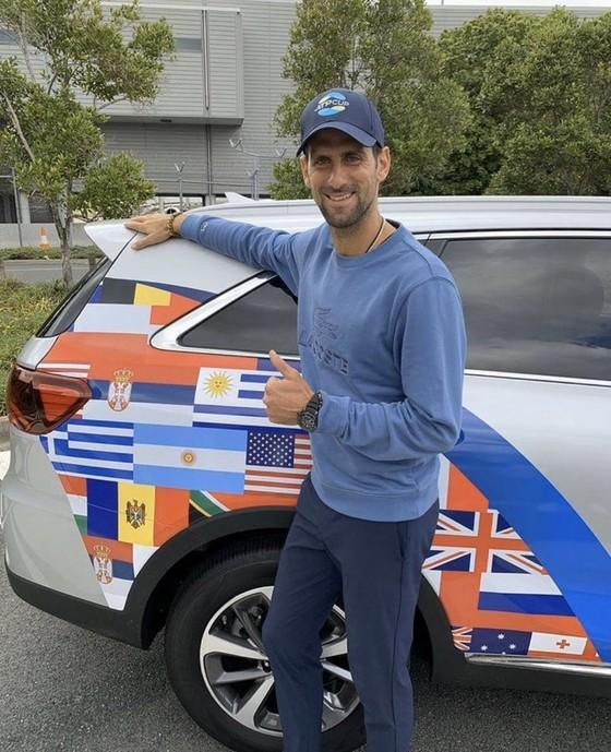 ATP Cup 2020: Nadal đã bay đến Perth để sớm chuẩn bị sẵn sàng ảnh 4