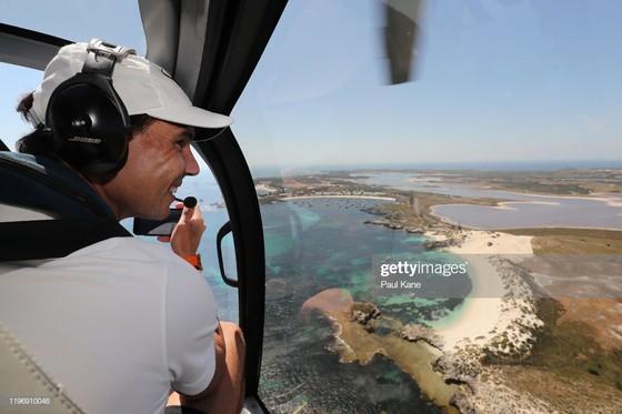 """ATP Cup: Nadal và """"dàn trai đẹp"""" Tây Ban Nha gây náo loạn bãi biển đảo Rottnest ảnh 5"""