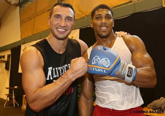 """Wladimir Klitschko: Phát hiện Anthony Joshua từ Olympic 2012, chỉ cách báo thù """"Gã mập ù"""" Andy Ruiz ảnh 1"""