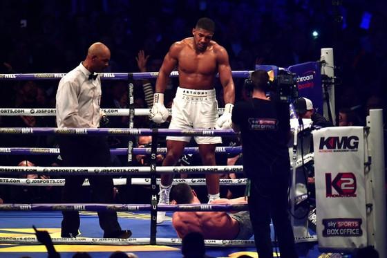 """Wladimir Klitschko: Phát hiện Anthony Joshua từ Olympic 2012, chỉ cách báo thù """"Gã mập ù"""" Andy Ruiz ảnh 3"""