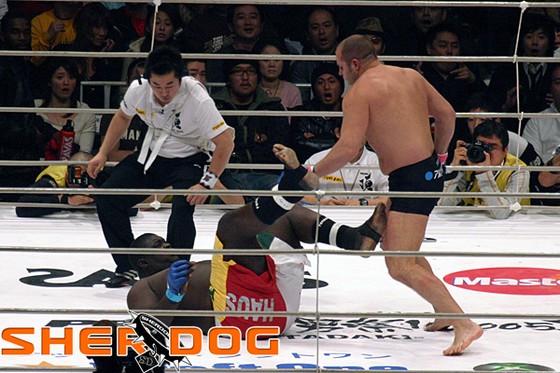 MMA: Gã khổng lồ Zuluzinho đến Nga kiếm vài chục ngàn USD tiền nuôi con, hy vọng tái đấu Emelianenko ảnh 1