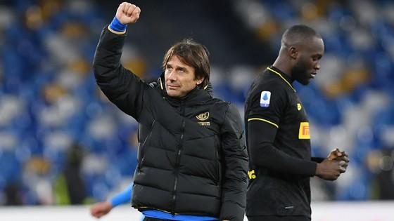 Antonio Conte và Romelu Lukaku: Cặp bài trùng giúp Inter Milan xưng hùng Serie A ảnh 2