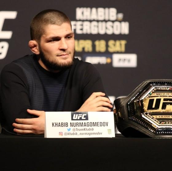 Khabib sẽ không tham gia UFC 249