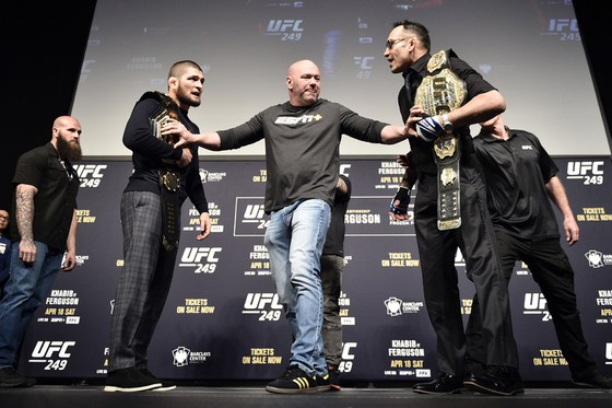 Ông bầu UFC - Dana White
