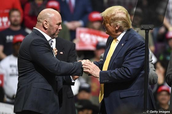 Tổng thống Donald Trump: Thể thao sẽ sớm quay trở lại ảnh 1