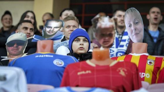Belarus vẫn tổ chức các giải bóng đá, MMA - Kickboxing ảnh 2