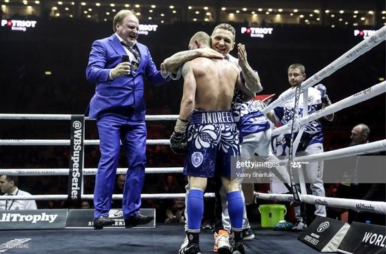 Belarus vẫn tổ chức các giải bóng đá, MMA - Kickboxing ảnh 3