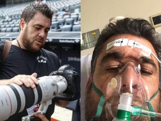 """Phóng viên ảnh chụp tấm hình kinh điển """"Khabib siết cổ McGregor ở UFC 229"""" qua đời vì virus corona ảnh 4"""