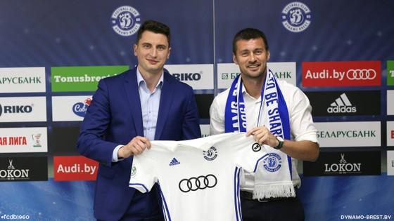 Milevskiy là một cầu thủ quan trọng của Dinamo Brest