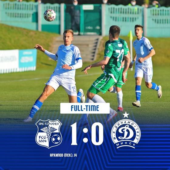 """Artem Milevskiy (Dinamo Brest): """"Thật đáng sợ"""", các trận bóng đá ở Belarus nên bị hoãn vì Covid-19 ảnh 1"""