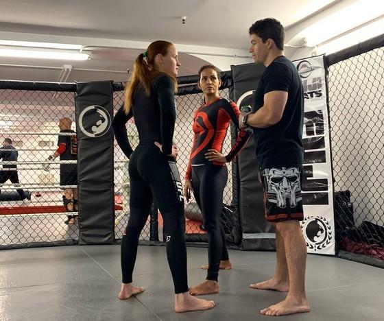 """Điện ảnh & Thể thao: """"Miêu nữ"""" Halle Berry - Từ """"John Wick 3"""" đến """"Thâm tím mình mẩy"""", gãy xương vì """"Nữ Gangster"""" Shevchenko ảnh 2"""