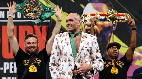 Fury đang ở đỉnh cao sự nghiệp, nhưng AJ vẫn không đánh giá cao anh