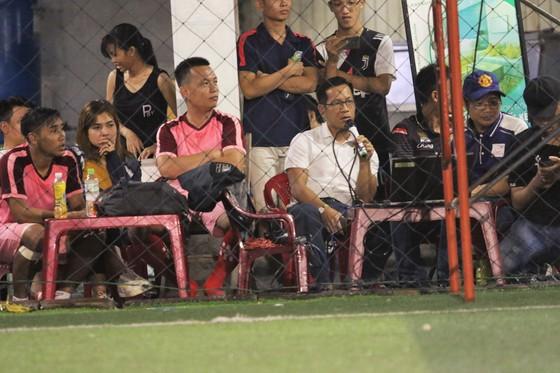 Làng bóng đá phủi - futsal Sài Gòn chung tay vì việc nghĩa ảnh 3