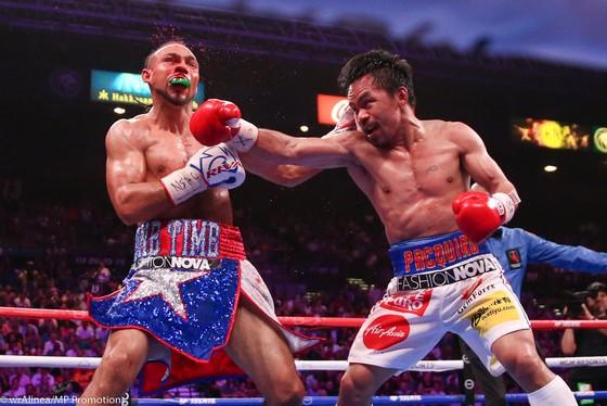 Pacquiao trong chiến thắng ấn tượng trước Thurman