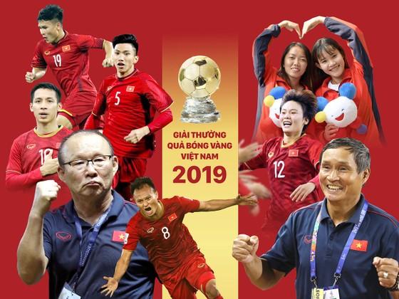 Lễ trao giải Quả bóng Vàng Việt Nam 2019: Đợi chờ là hạnh phúc! ảnh 1