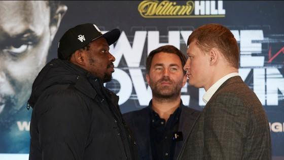 Nếu đánh bại Povetkin, không có lý do gì để WBC hay Fury từ chối Whyte nữa