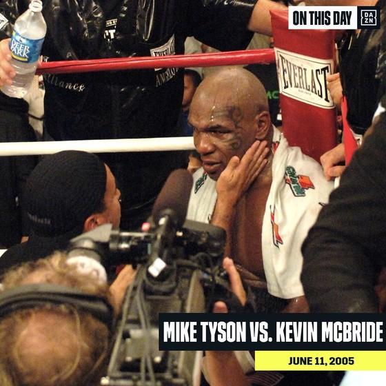 Tyson từ chối quay lại trận đấu với McBride, sau đó tuyên bố giải nghệ