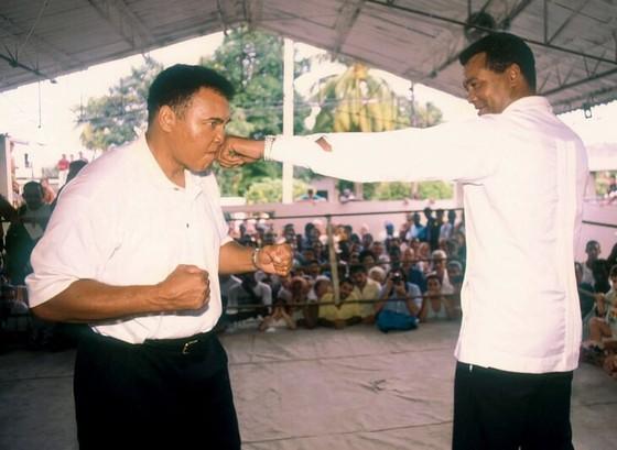 Huyền thoại quyền Anh Cuba Teofilo Stevenson: Được chuyên gia Liên Xô huấn luyện, từ chối 2 triệu USD đấu Muhammad Ali ảnh 5