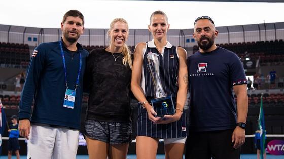 HLV của Stan Warinka và Karolina Pliskova không chắc US Open sẽ diễn ra, Angelique Kerber cũng không chắc dự Mỹ mở rộng ảnh 1