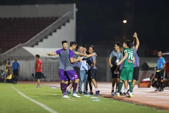 """Sài Gòn FC - 10 trận bất bại, 4 trận thắng liên tiếp không lọt lưới: Đơn giản chỉ là """"Tất cả đang vào phom""""! ảnh 2"""