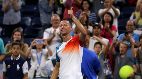 """Là một """"khách quen"""" của US Open, nhưng năm nay, Kohlschreiber lại không thấy thoải mái"""