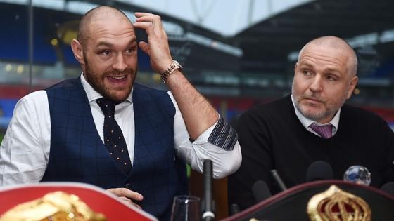 """Chú ruột của Tyson Fury: """"Rắn hổ mang"""" Kubrat Pulev là một đối thủ nguy hiểm với Anthony Joshua """"cơ bắp"""" ảnh 1"""