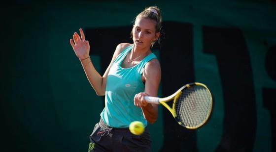 """Ladies Open (Palermo): """"Mỹ nhân Croatia"""" Donna Vekic mang lại chiến thắng đầu tiên cho… WTA Tour 2020 sau 5 tháng trời ảnh 1"""