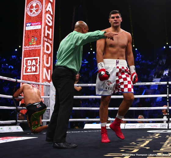 Alen Babic: Gã gác cửa bảo kê hộp đêm, võ sĩ đấu tập - nay đã thành danh và mối thù với Filip Hrgovic ảnh 2