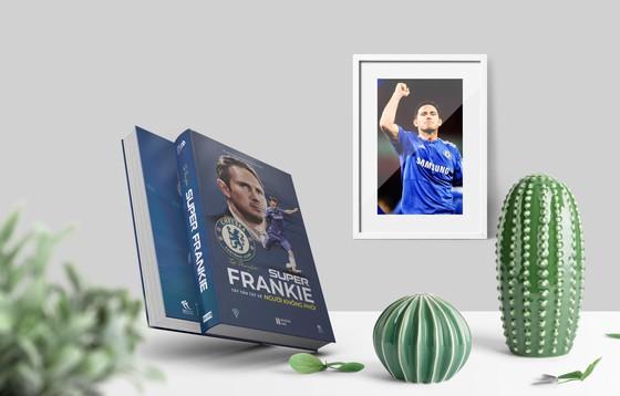 Tự truyện Super Frankie - Tất tần tật về Người không phổi: Cuốn sách mà mọi True Blue ở Việt Nam đều mong chờ ảnh 2