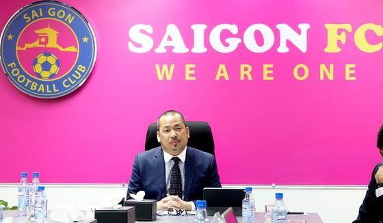 Chủ tịch Sài Gòn FC Trần Hòa Bình nói về hợp tác chiến lược mới để đưa cầu thủ Việt Nam sang Nhật Bản