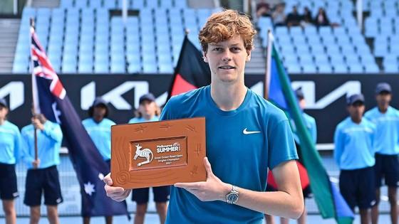 Kết quả các giải làm nóng AO và ATP Cup (mới cập nhật): Đội tuyển Nga đăng quang, vinh danh Sinner, Evans, Mersten và Barty ảnh 4