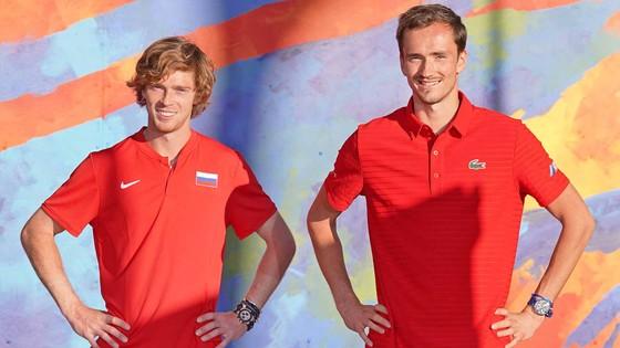 Kết quả các giải làm nóng AO và ATP Cup (mới cập nhật): Đội tuyển Nga đăng quang, vinh danh Sinner, Evans, Mersten và Barty ảnh 6