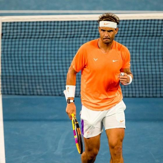 Kết quả Australian Open (mới cập nhật) - Rublev và Nadal duy trì công thức 3-0 lên bậc 4, nhưng Medvedev đã mất 2 ván đấu ảnh 2