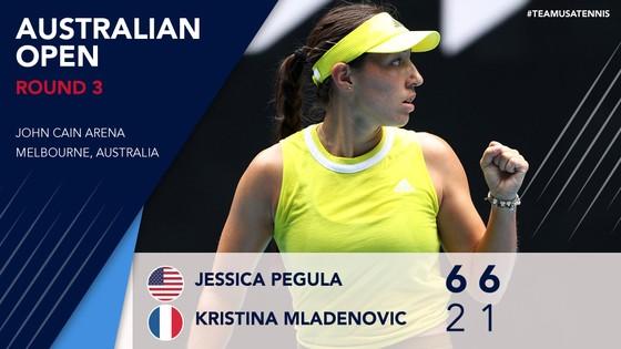 Kết quả Australian Open (mới cập nhật) - Rublev và Nadal duy trì công thức 3-0 lên bậc 4, nhưng Medvedev đã mất 2 ván đấu ảnh 3