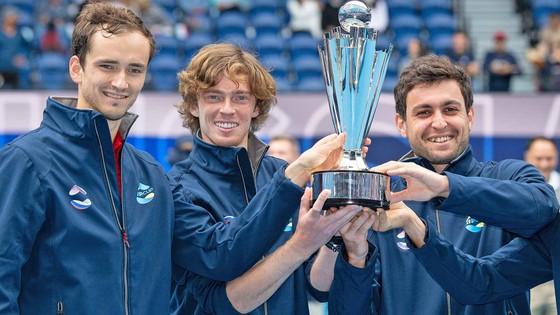 "Aslan Karatsev - ""Biến số"" quái lạ ở Australian Open 2021 ảnh 2"