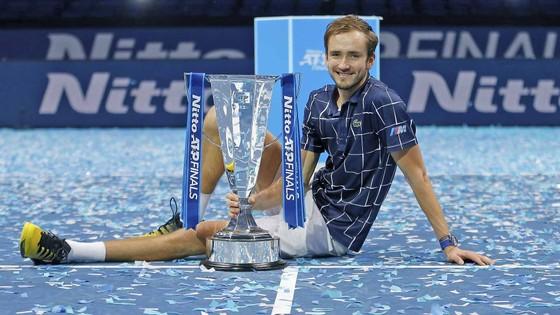 Novak Djokovoc vs Daniil Medvedev: 20 đấu 20, ai sẽ giành trận thắng thứ 21 liên tiếp? ảnh 3