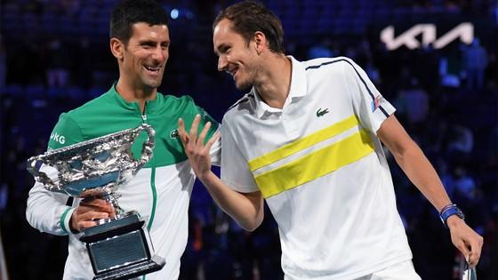 Andy Murray: Ngai vàng của Novak Djokovic không bị Next Gen đe dọa ảnh 1