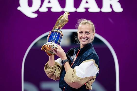 Kvitova và cúp vô địch Qatar Open 2021