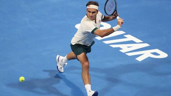 Federer bị loại
