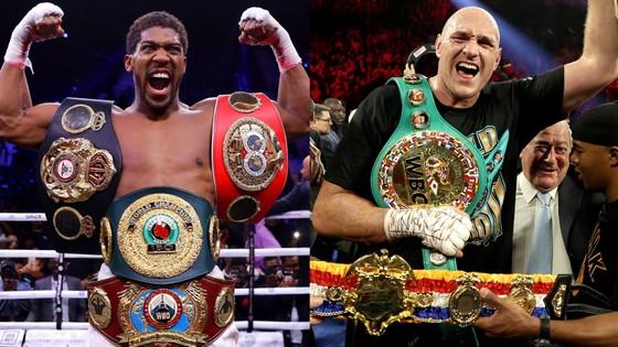 """Tyson Fury vs Anthony Joshua: Đấu 2 lần để """"nhất thống giang hồ"""", nhận 140 triệu USD ở lần chạm trán đầu ảnh 3"""