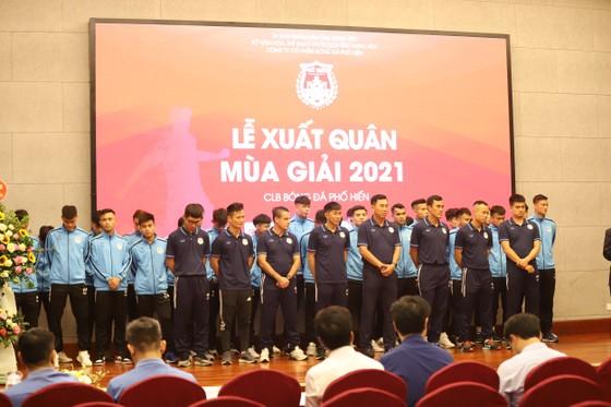 Phố Hiến FC đặt mục tiêu vào tốp 6 lượt đi ảnh 3