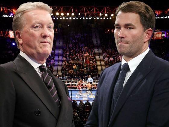 """Tyson Fury vs Anthony Joshua: Đấu 2 lần để """"nhất thống giang hồ"""", nhận 140 triệu USD ở lần chạm trán đầu ảnh 2"""
