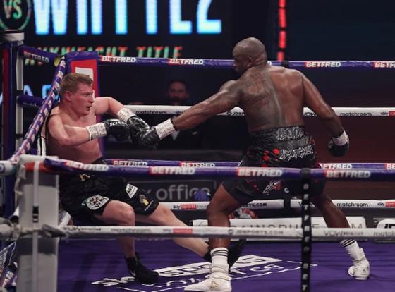 """""""Sư tử trắng nước Nga"""" Alexander Povetkin: Thua KO ở hiệp 4, hầu như sẽ kết thúc sự nghiệp ảnh 3"""