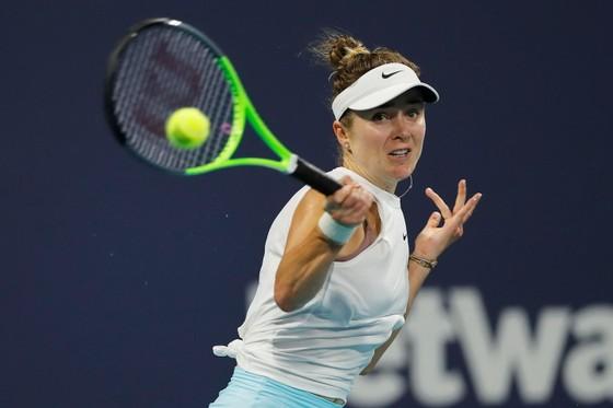 """Miami Open: """"Nữ hoàng"""" Ashleigh Barty đấu """"Mỹ nhân"""" Elina Svitolina ở bán kết ảnh 1"""