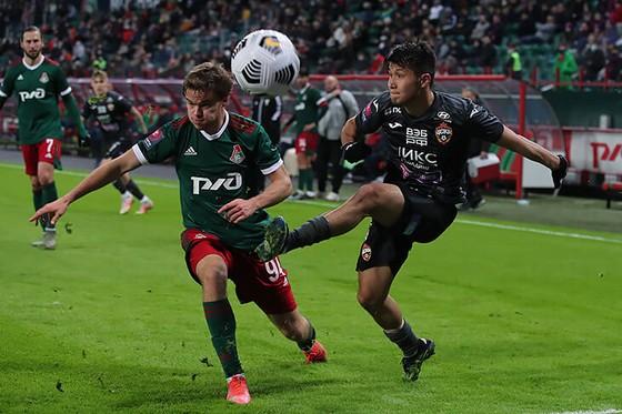 Lokomotiv Moscow: Toàn thắng 10 trận sau nghỉ Đông, vào CK Cúp Quốc gia thứ 10 - vẫn thua… CSKA ảnh 1