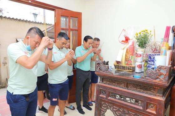 Sài Gòn FC: Giữa muôn trùng khó khăn vẫn duy trì hoạt động chia sẻ cộng đồng ảnh 2
