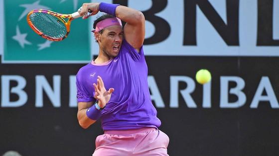 """Italian Open (Romr Masters): Karatsev hạ Medvedev trong """"nội chiến Nga"""", Nadal khởi động tham vọng """"thập toàn thập mỹ"""" ảnh 2"""